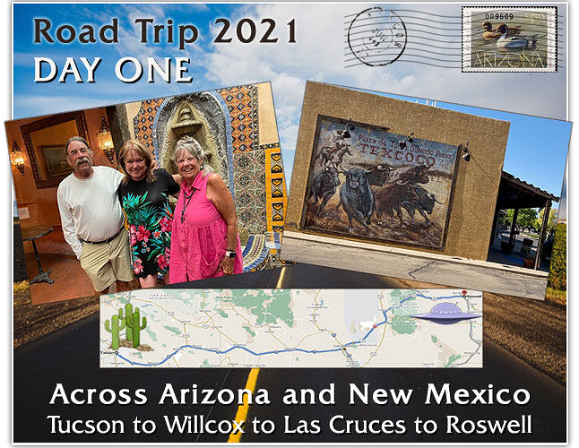 Road Trip 2021 - Day One