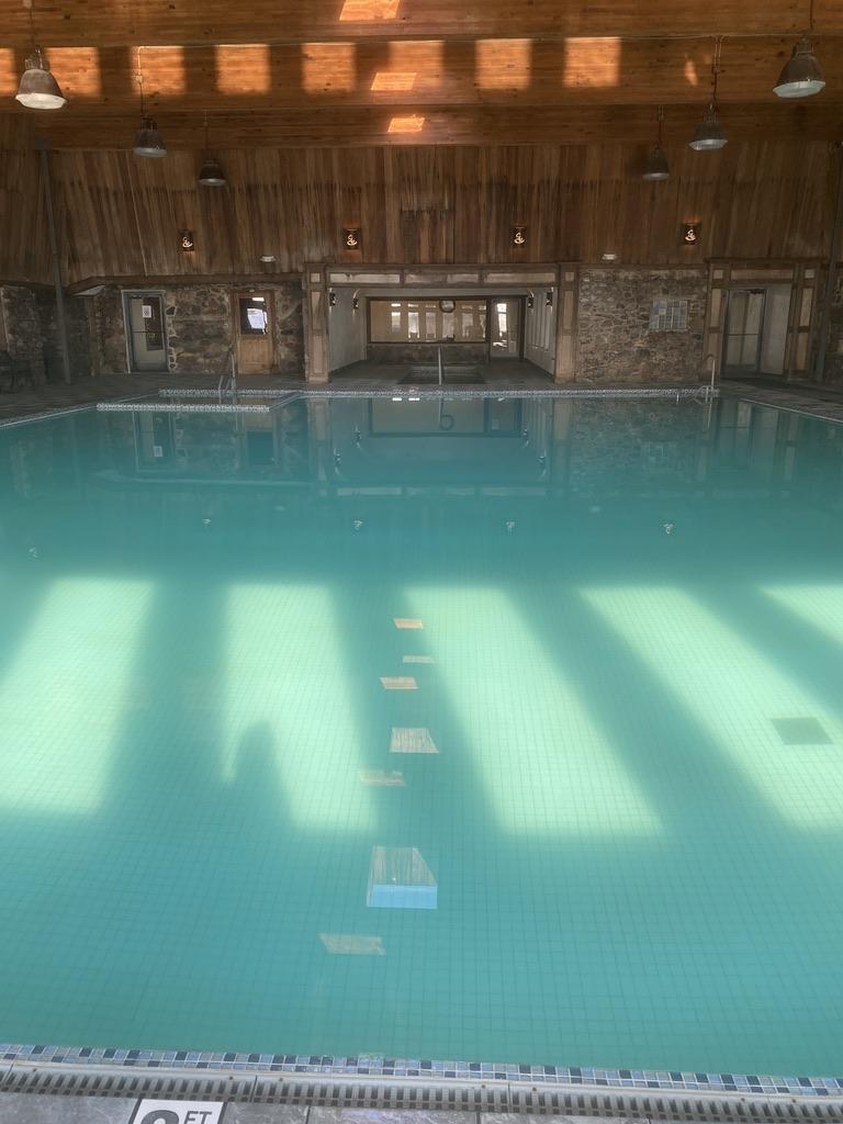 Sleeping Buffalo Hot Springs Big Pool