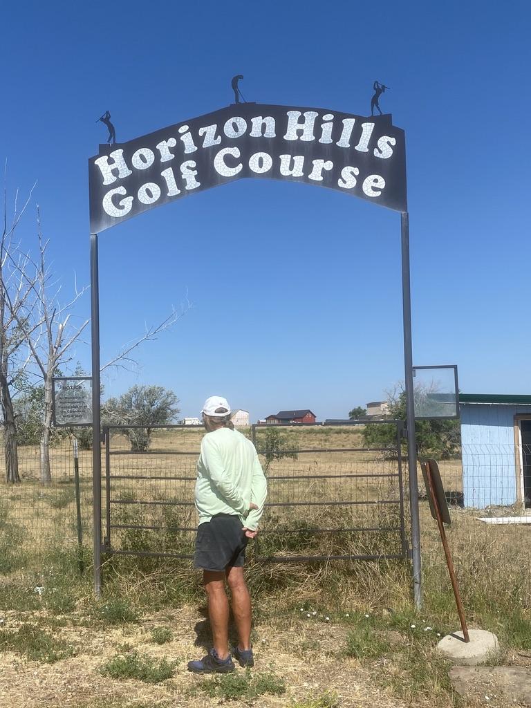 Sleeping Buffalo Hot Springs Old Golf Course
