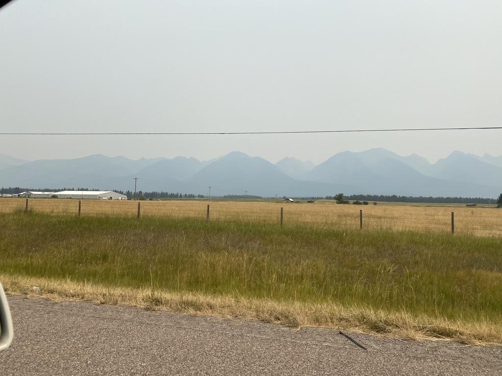 Montana Smoky Skies
