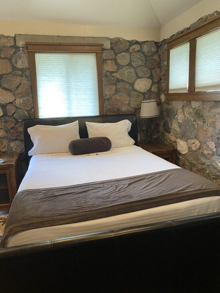 Sleeping Buffalo Hot Springs Bed