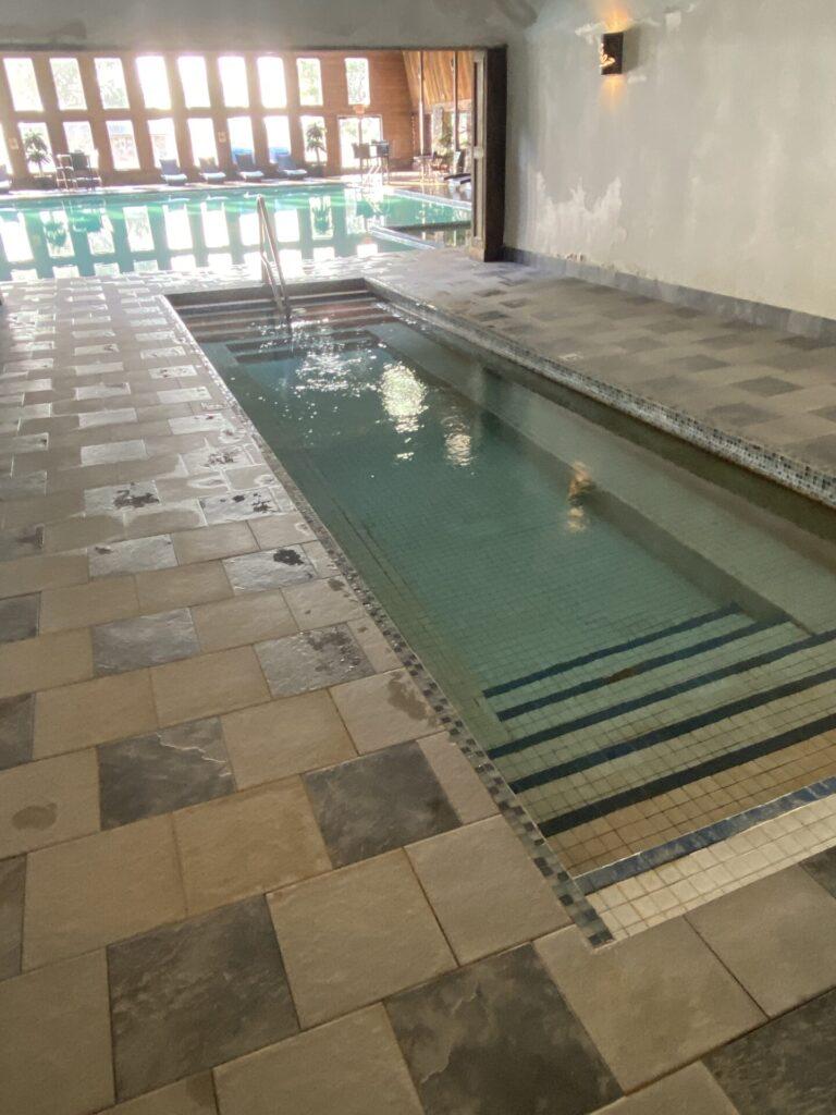 Sleeping Buffalo Hot Springs Hot Pool