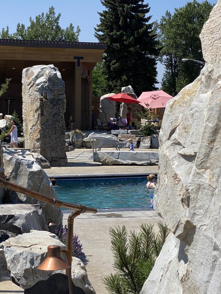 Bozeman Hot Springs Outside Pools