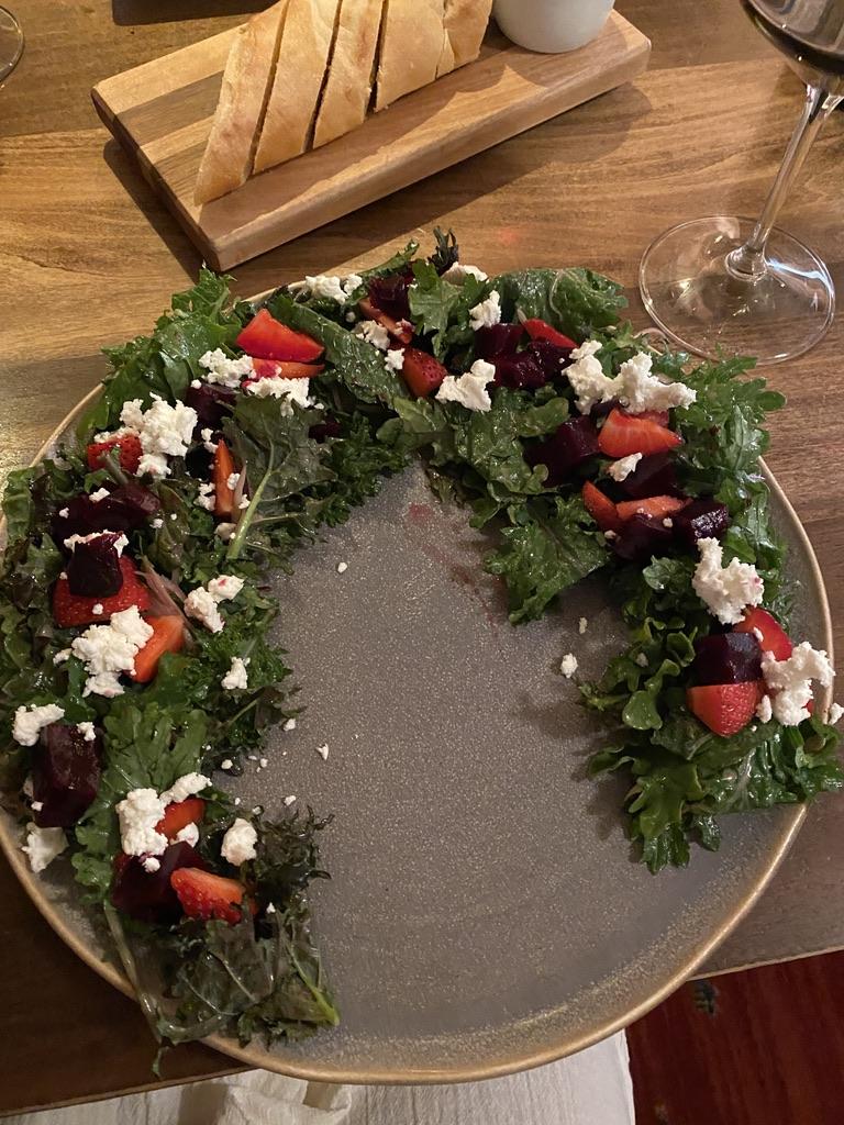 Chico Restaurant Beet Salad