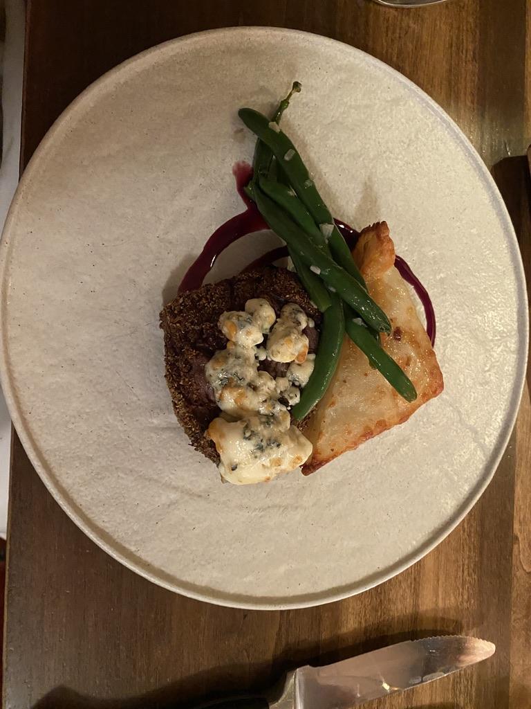 Chico Dining Room Gorgonzola Filet